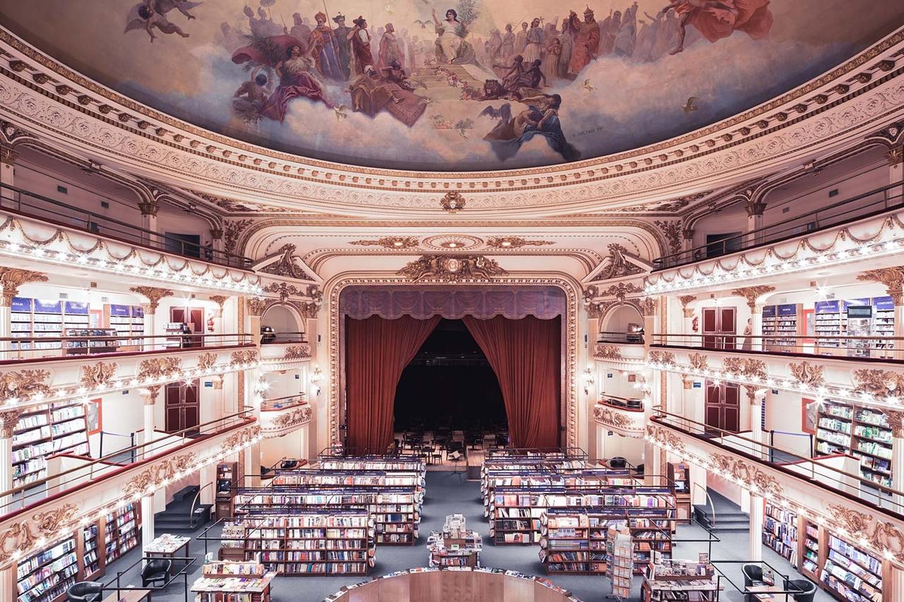 Самые интересные и необычные библиотеки мира