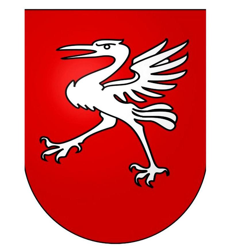 Герб города Грюйер, Швейцария