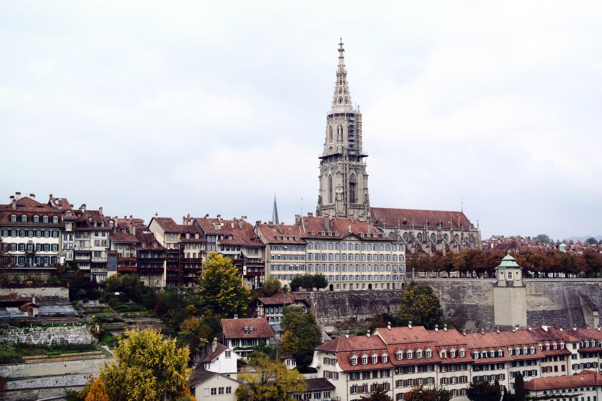Город Берн