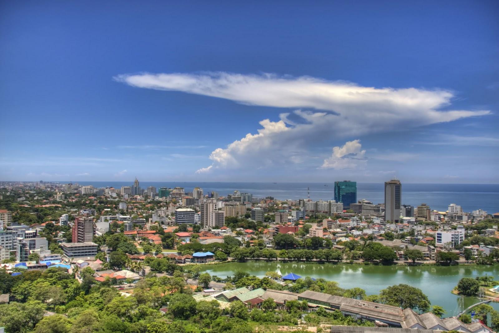 Город Коломбо