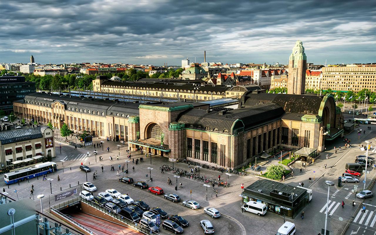 Город Хельсинки