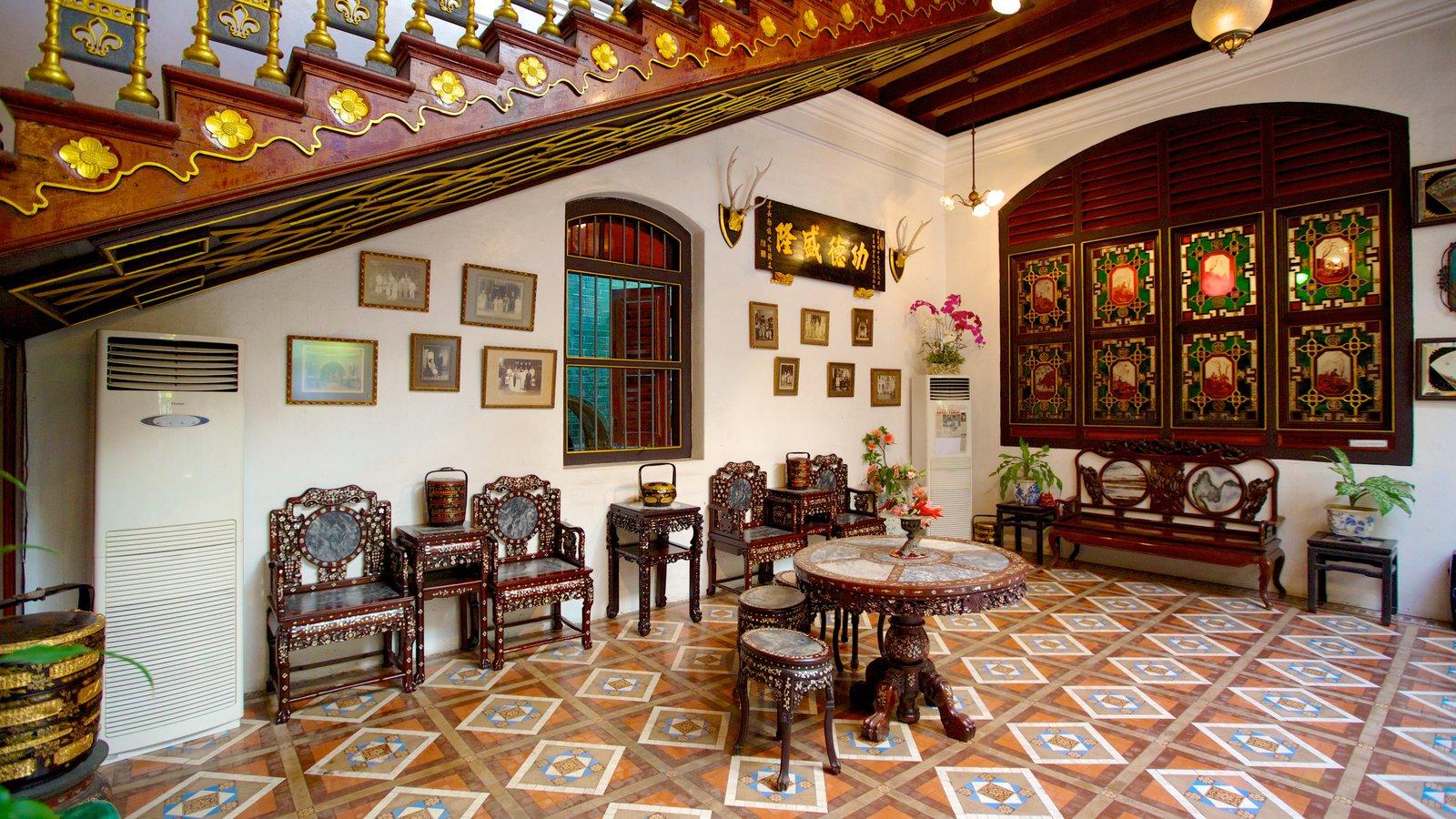 В доме-музее Пенанг Перанакан