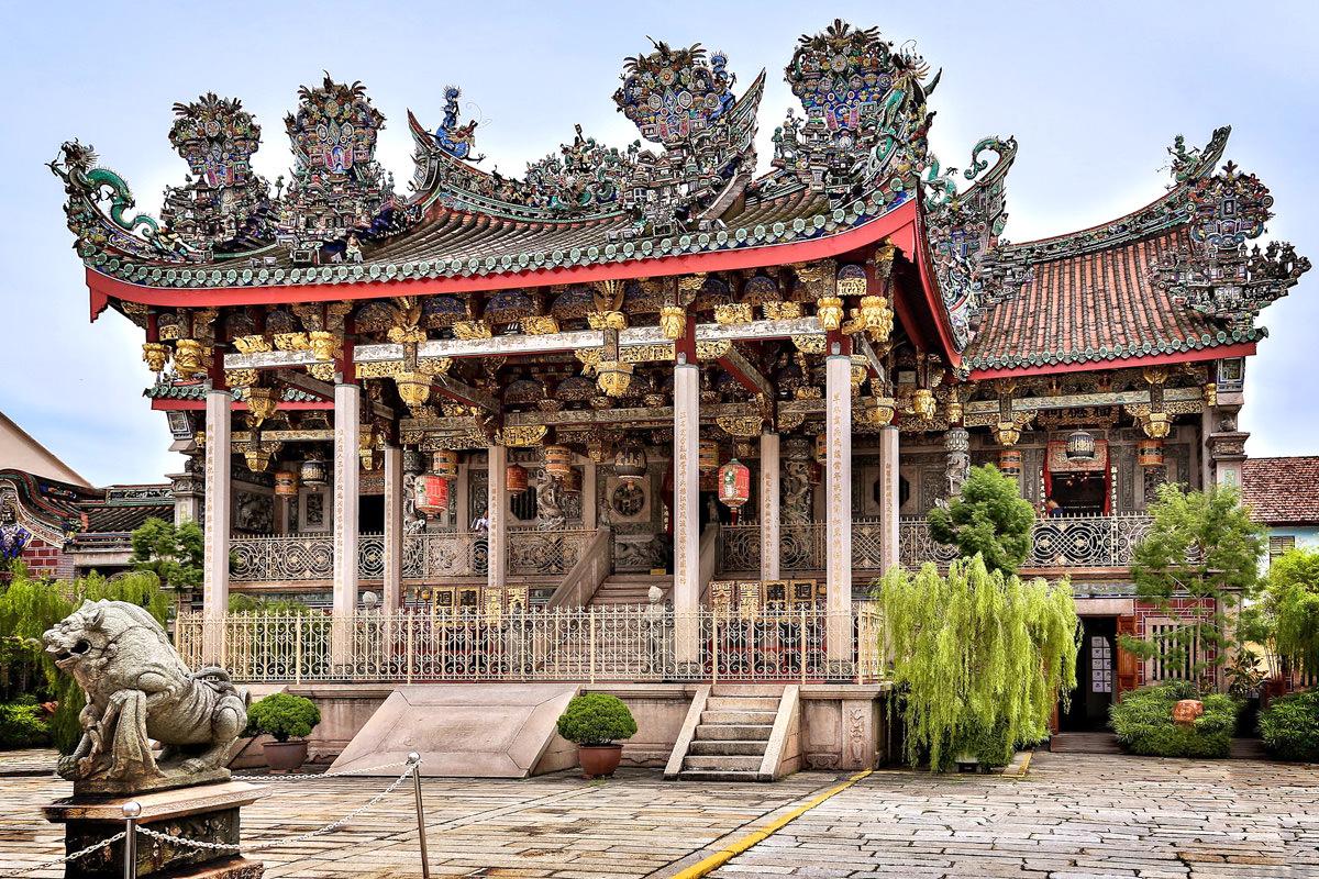 Дом-храм Khoo Kongsi