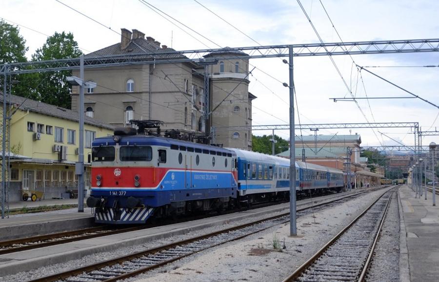 Железнодорожный вокзал Риеки