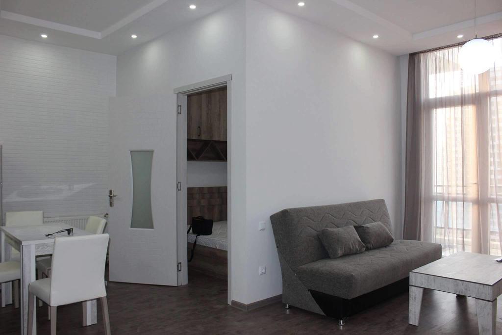 Интерьер апартаментов Apartment Pushkin Street 168