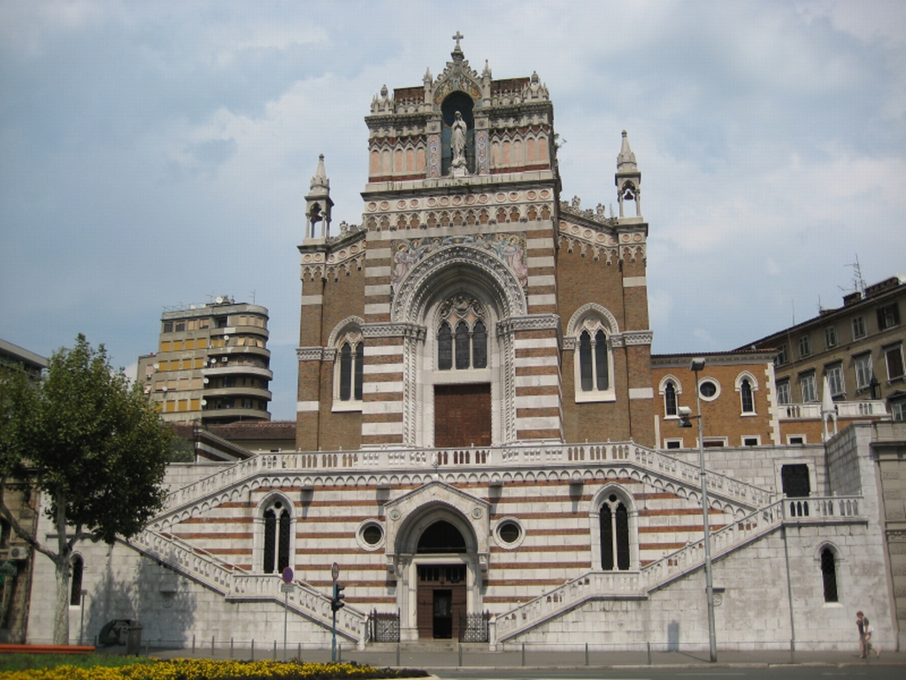 Капуцинская церковь Богоматери Лурдской