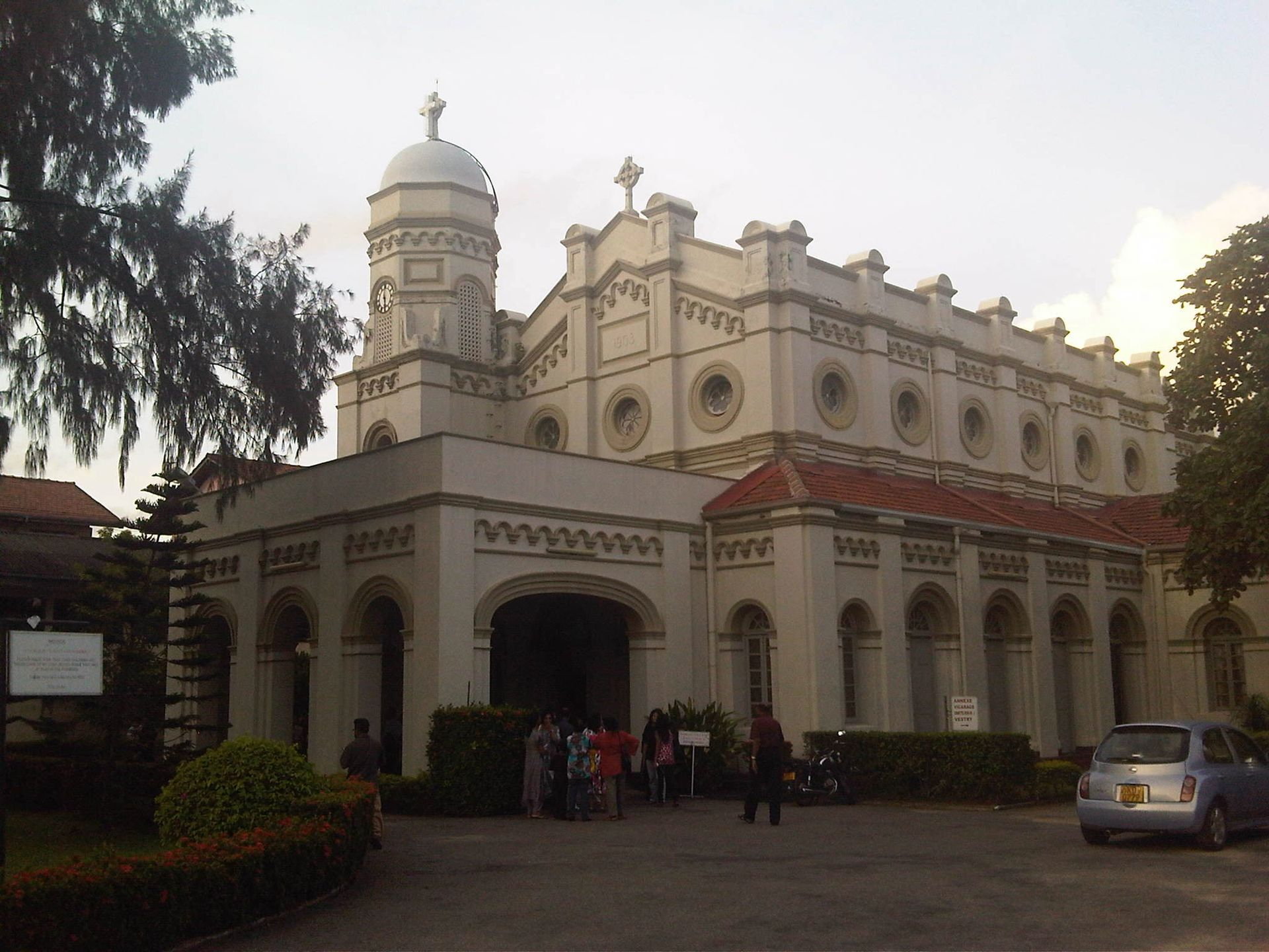 Католический храм Святого Петра