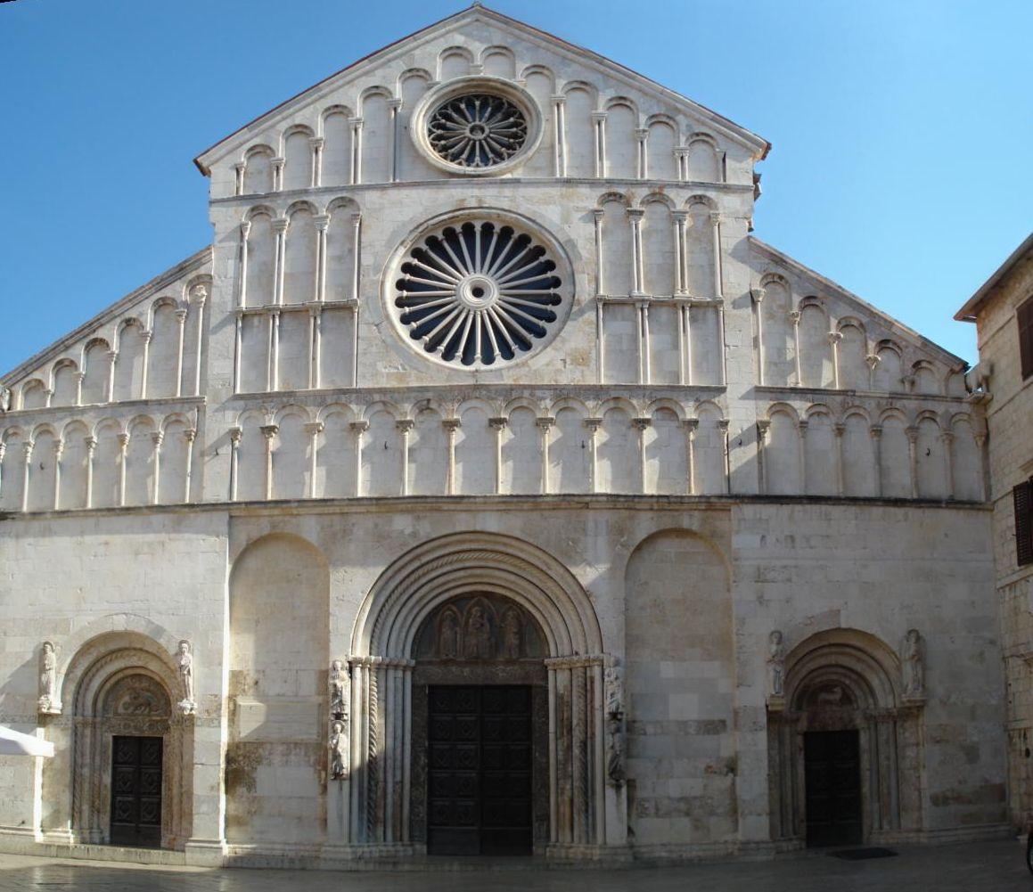Кафедральный собор Святой Анастасии, Задар