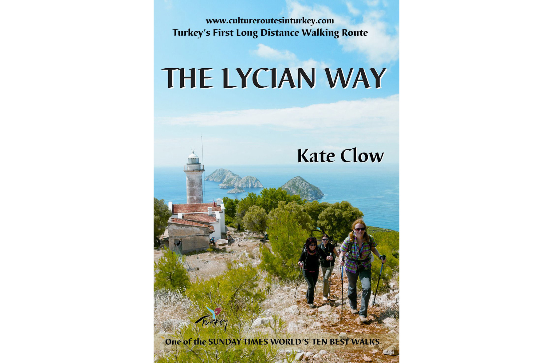 Книга «The Lycian Way»