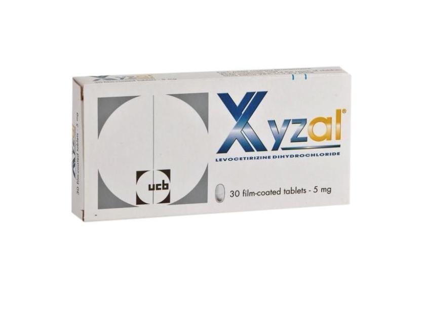 Антигистаминный препарат Ксизал