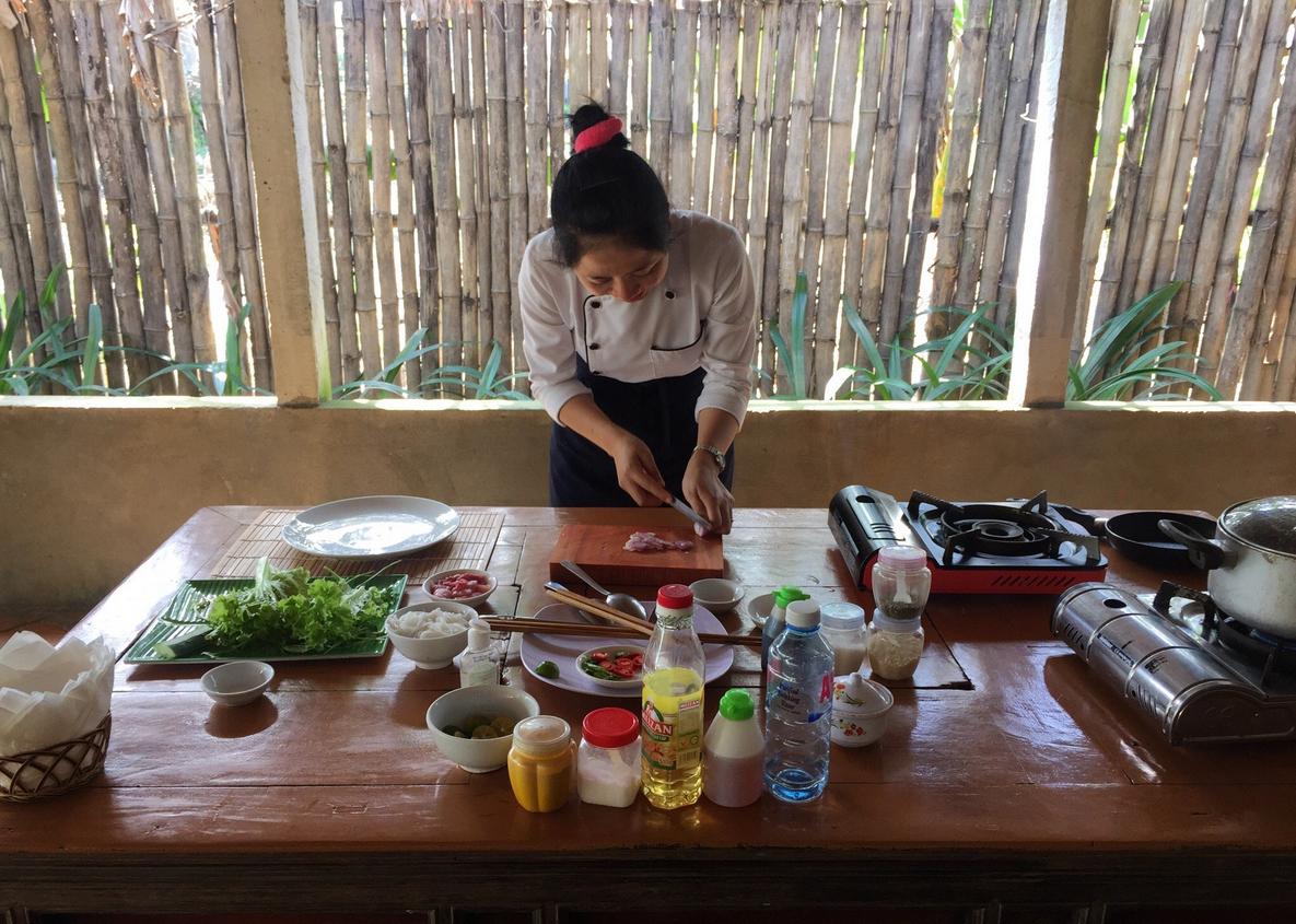 Кулинарный тур на остров Тхуан Тхиен