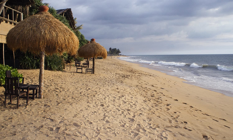 Маунт Лавиния – популярный курорт на Шри-Ланке