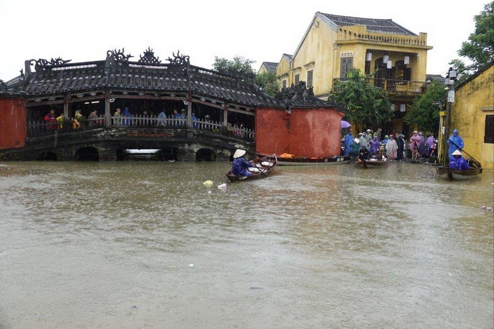 Наводнение в Хойан
