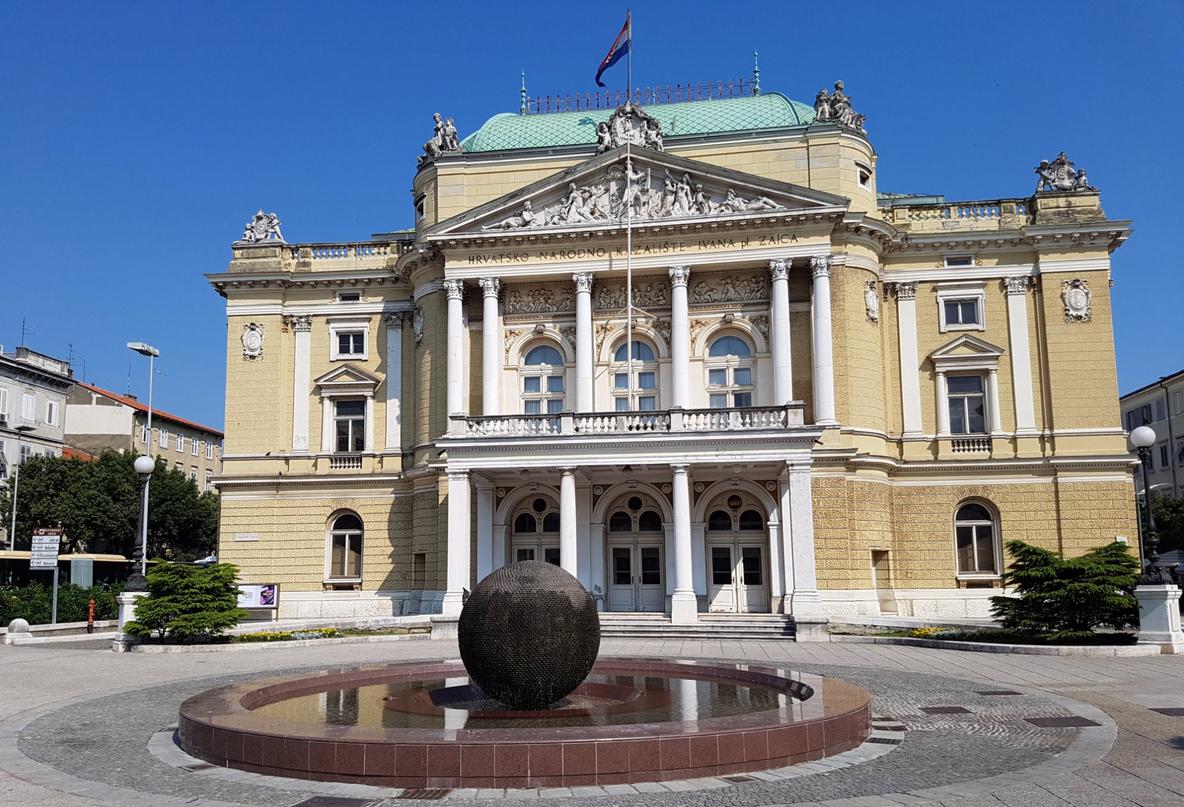 Национального Театра Хорватии им. Ивана Зайца