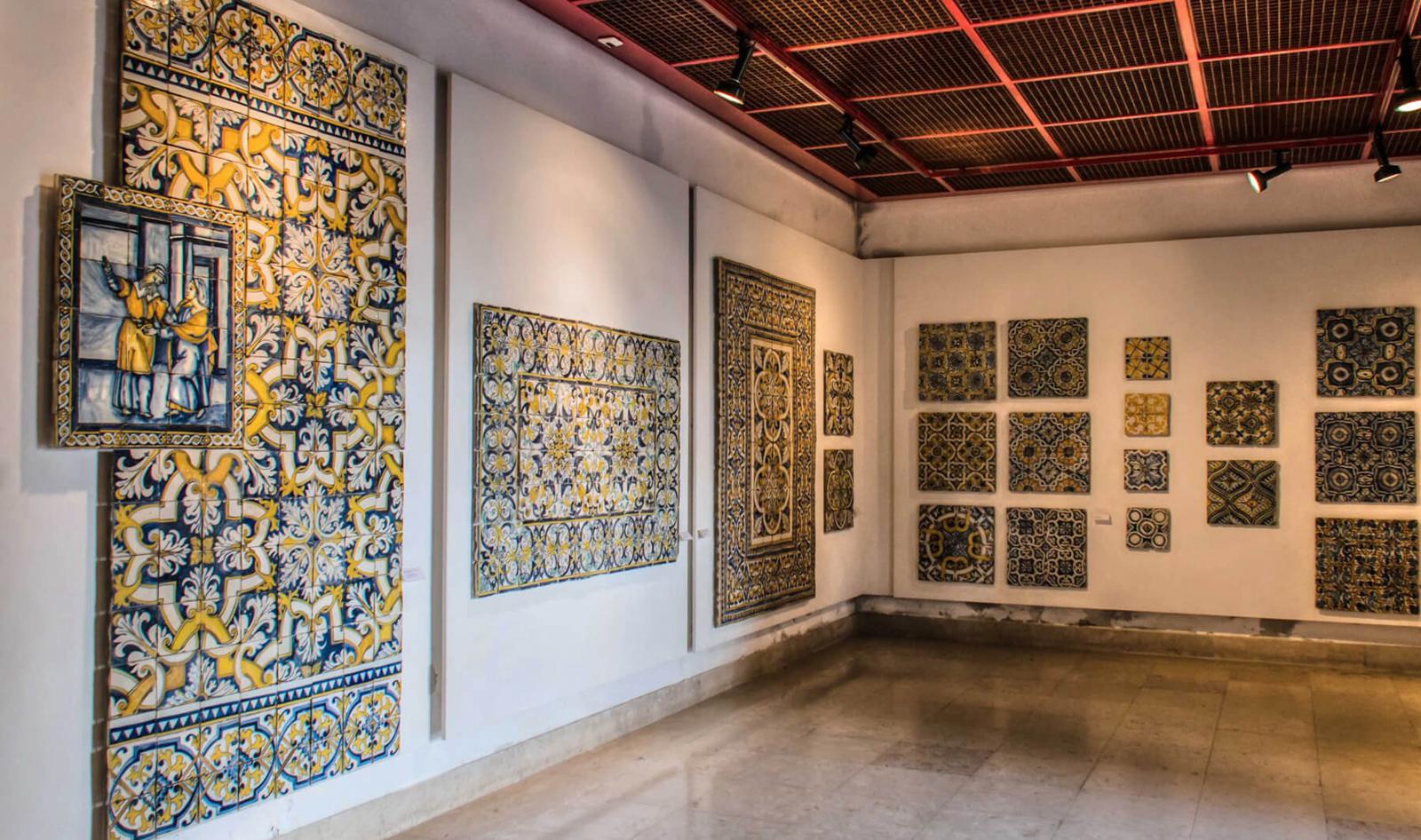 Национальный музей плитки в Лиссабоне