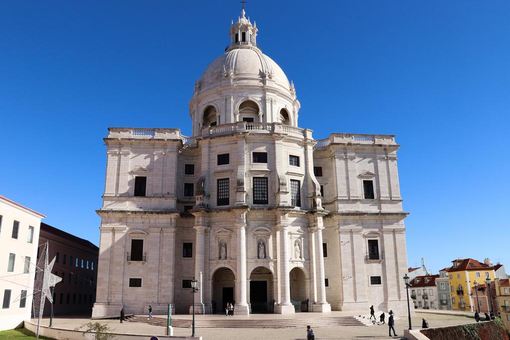 Национальный пантеон, Лиссабон, Португалия