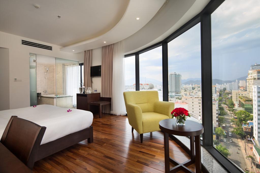 Номер в отеле LegendSea Hotel
