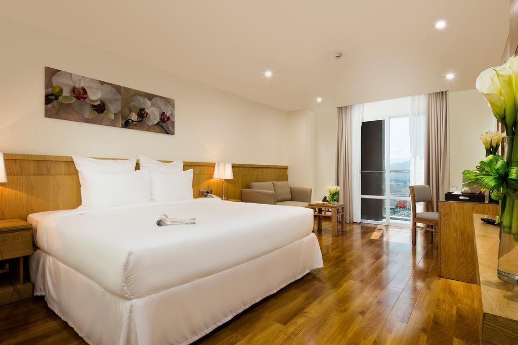 Номер в отеле Rosaka Nha Trang Hotel