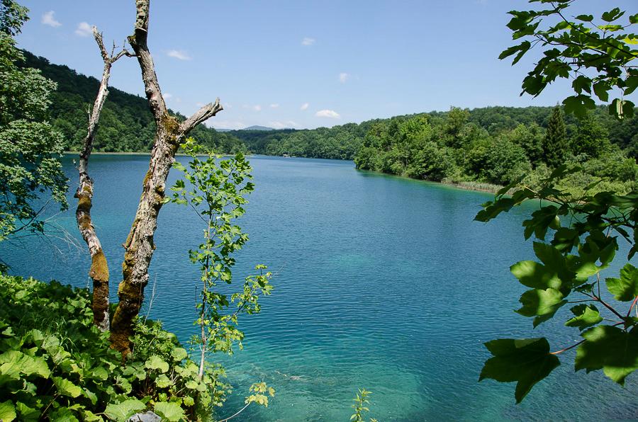 Вид на озеро Козяк