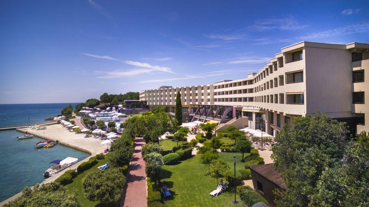 Отель Island Hotel Istra