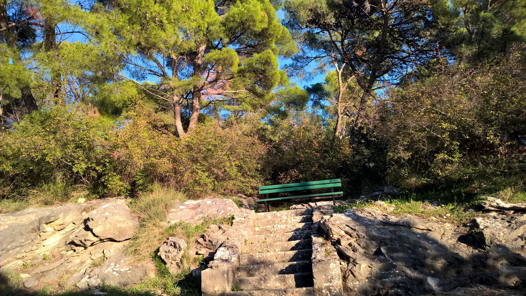 Парк Марьян, Сплит, Хорватия