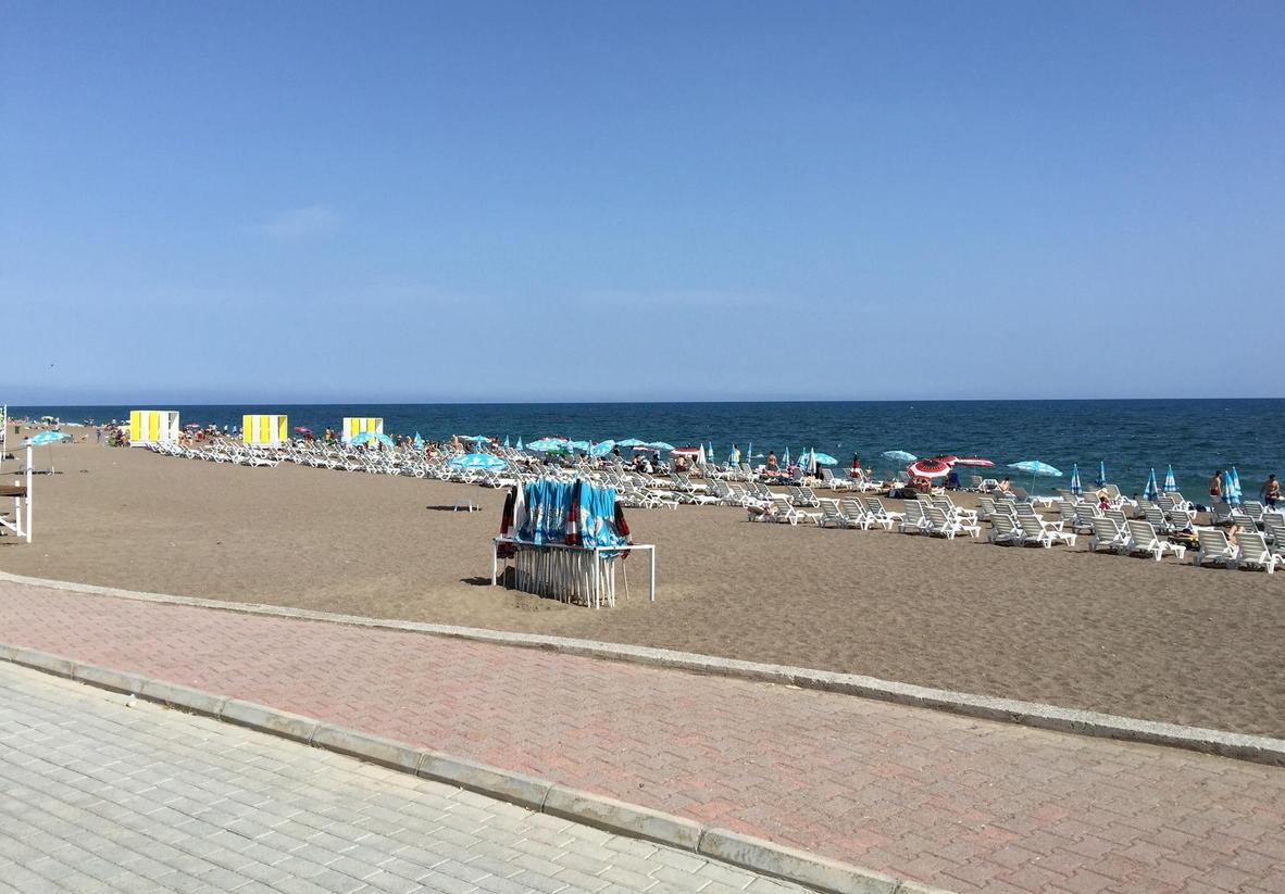 Пляж Лара в Турции