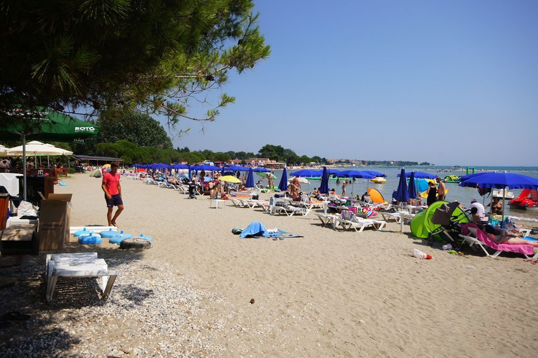 Пляж Bijeca