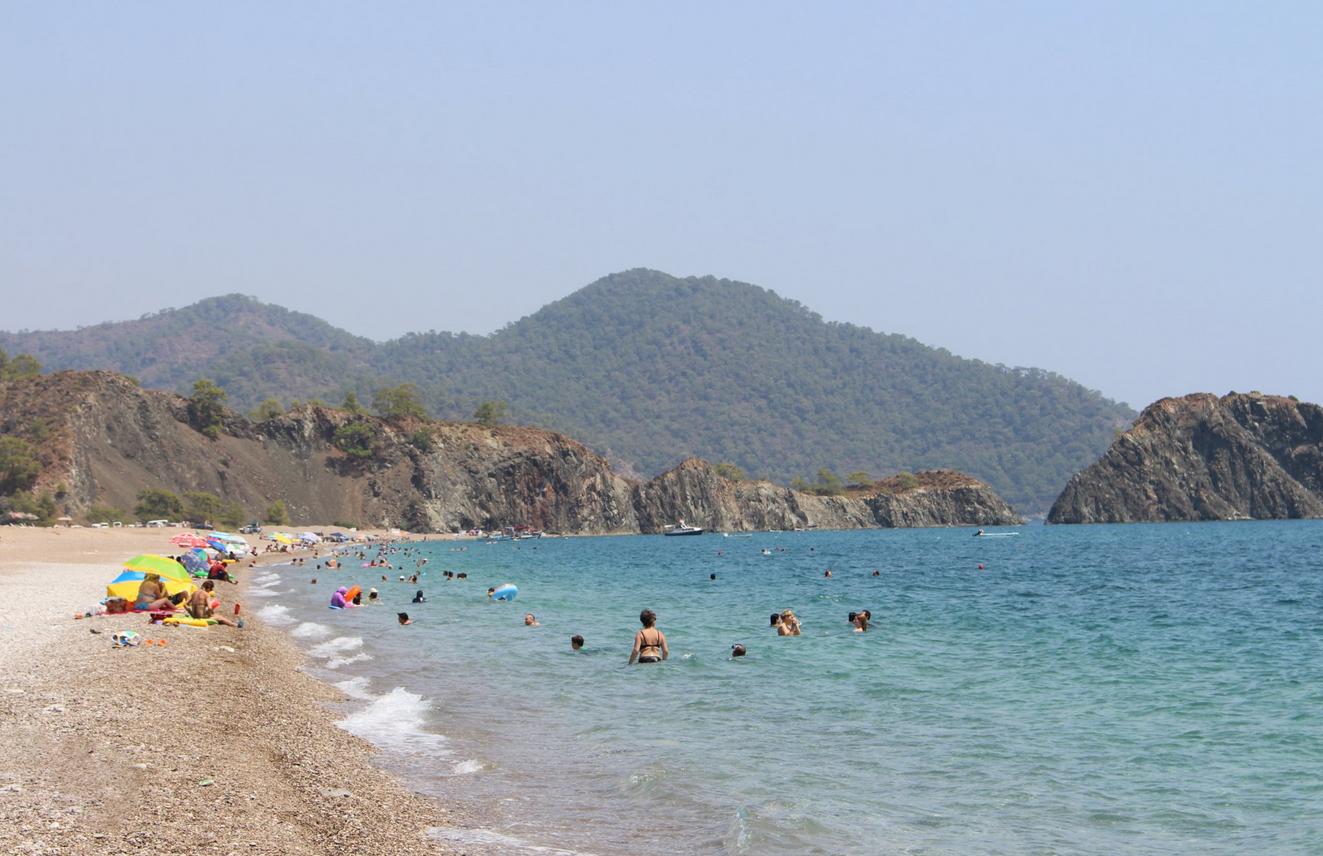 Пляж Cirali Beach