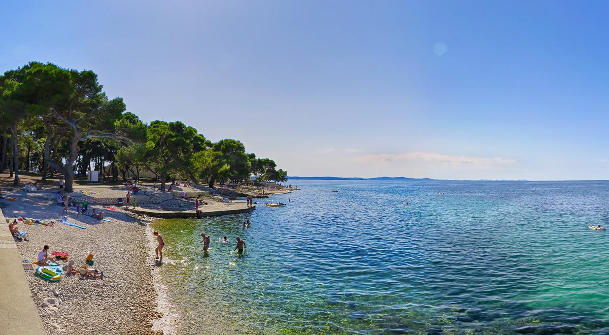 Пляж Pinija рядом с одноименным отелем