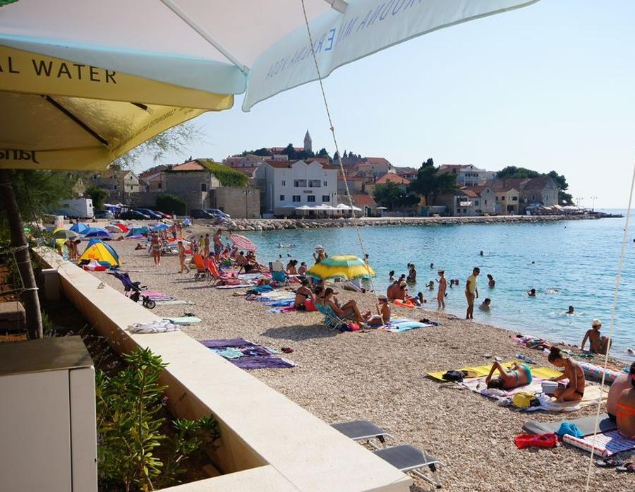 Пляж Raduča