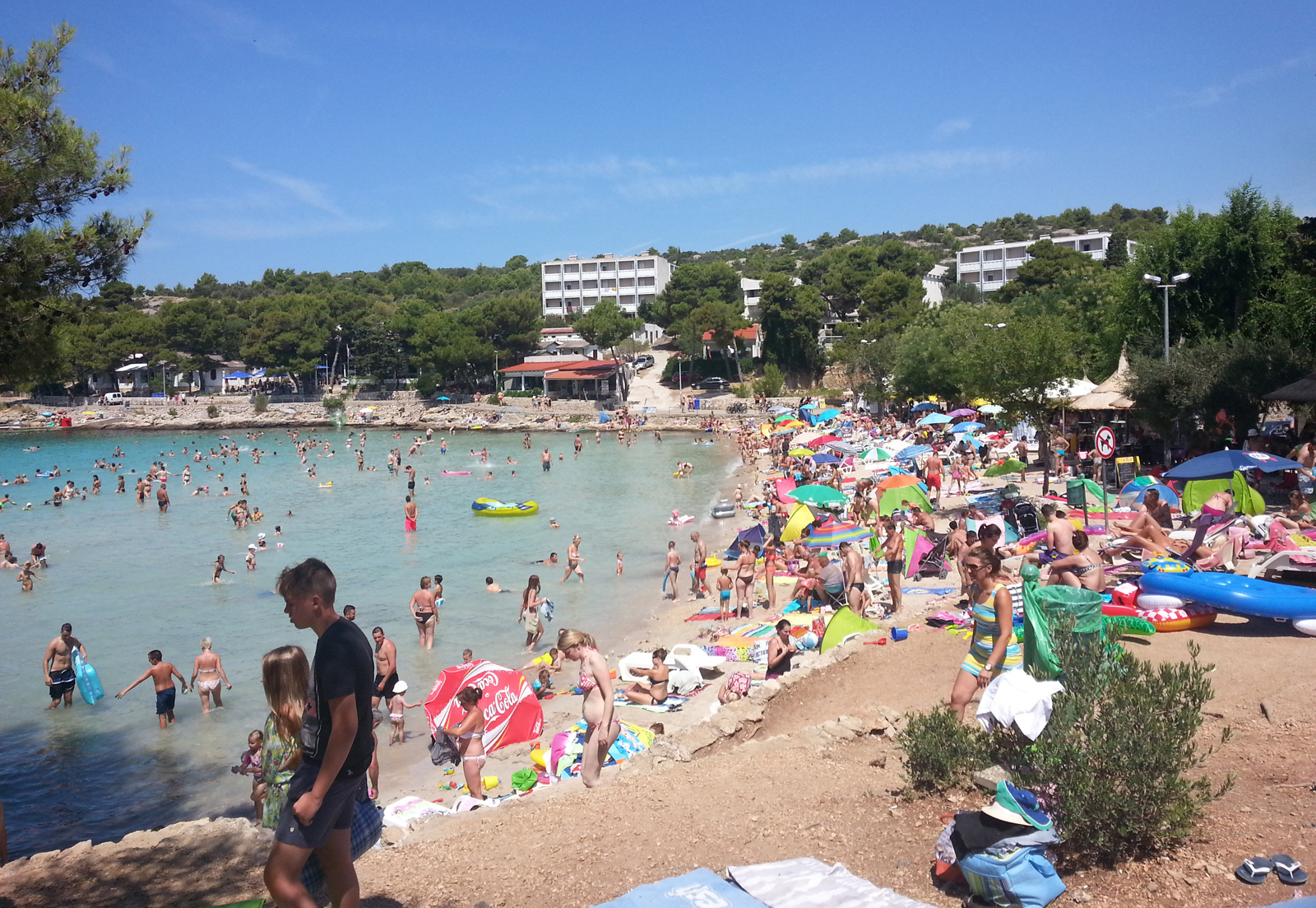 Пляж Slanica