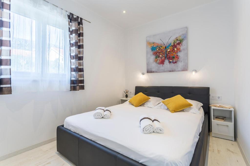 Проживание в апартаментах Apartments Biserka