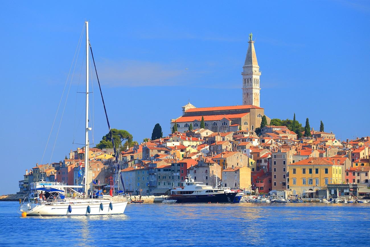 Ровинь в Хорватии