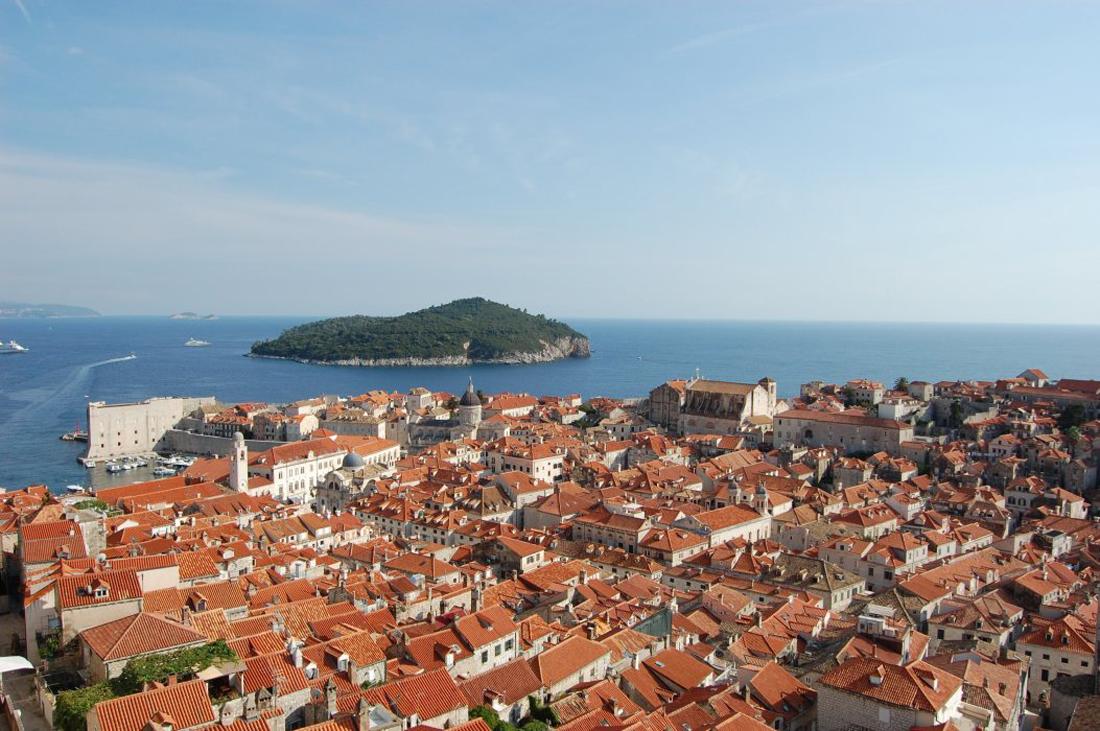 Достопримечательности города Дубровник