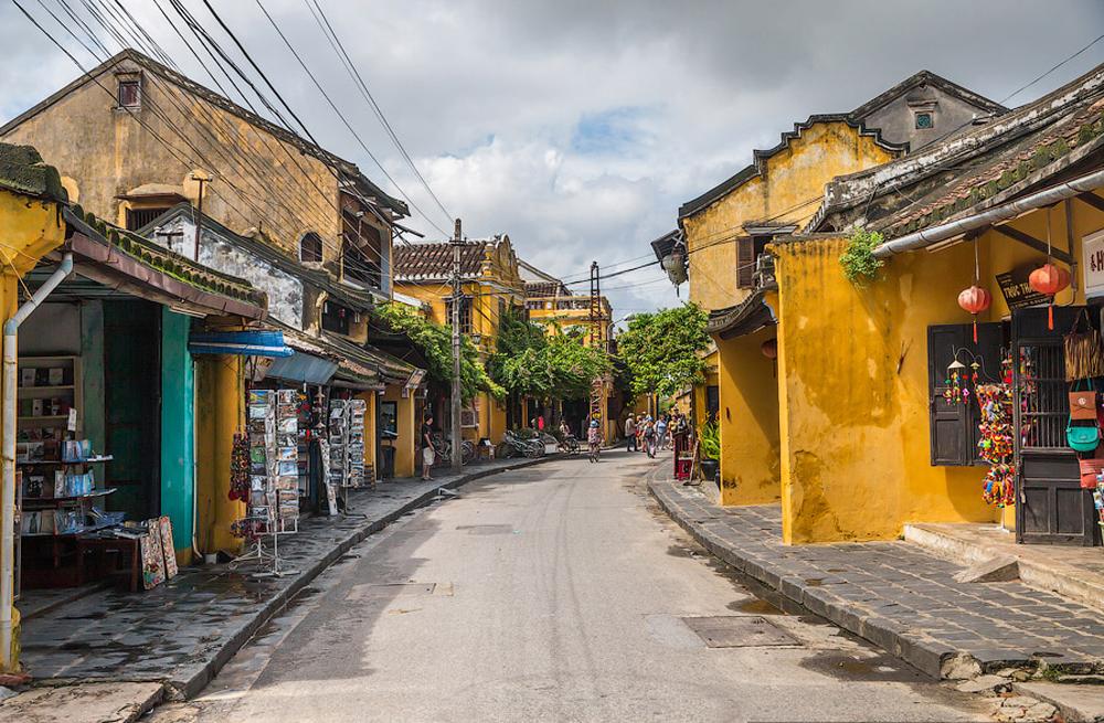 Старый город Хойан