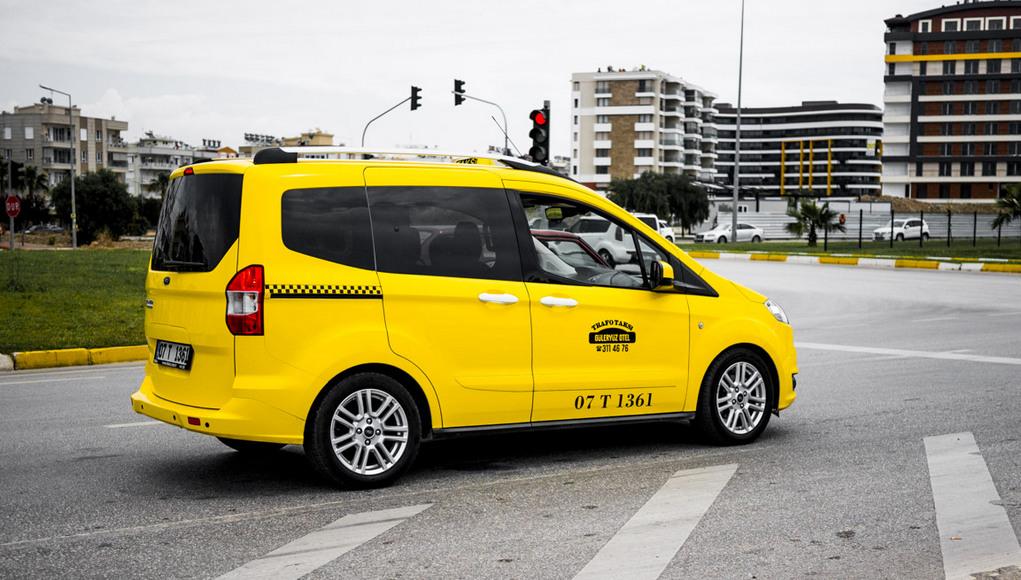 Такси из Сиде