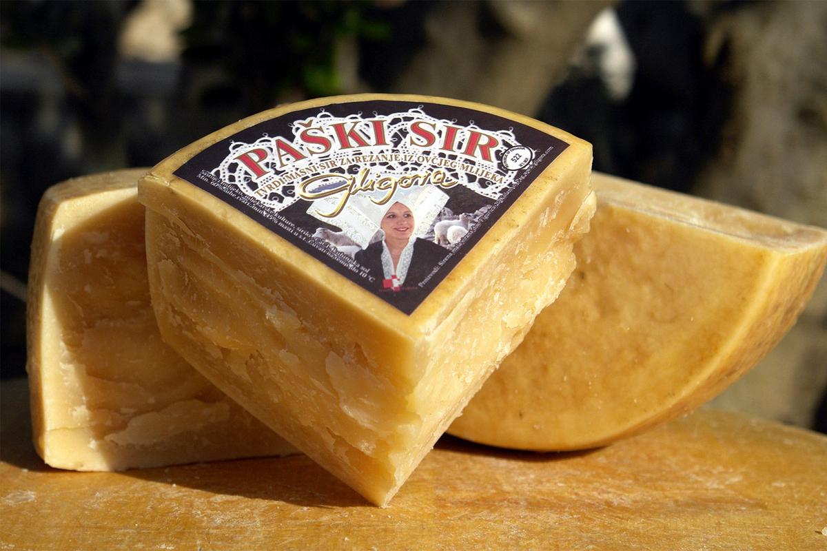 Твёрдый пажский сыр