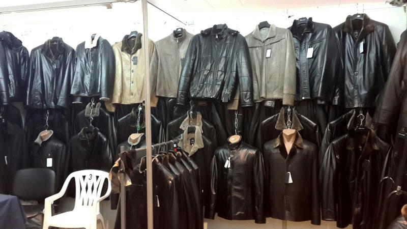 Турецкие кожаные курточки