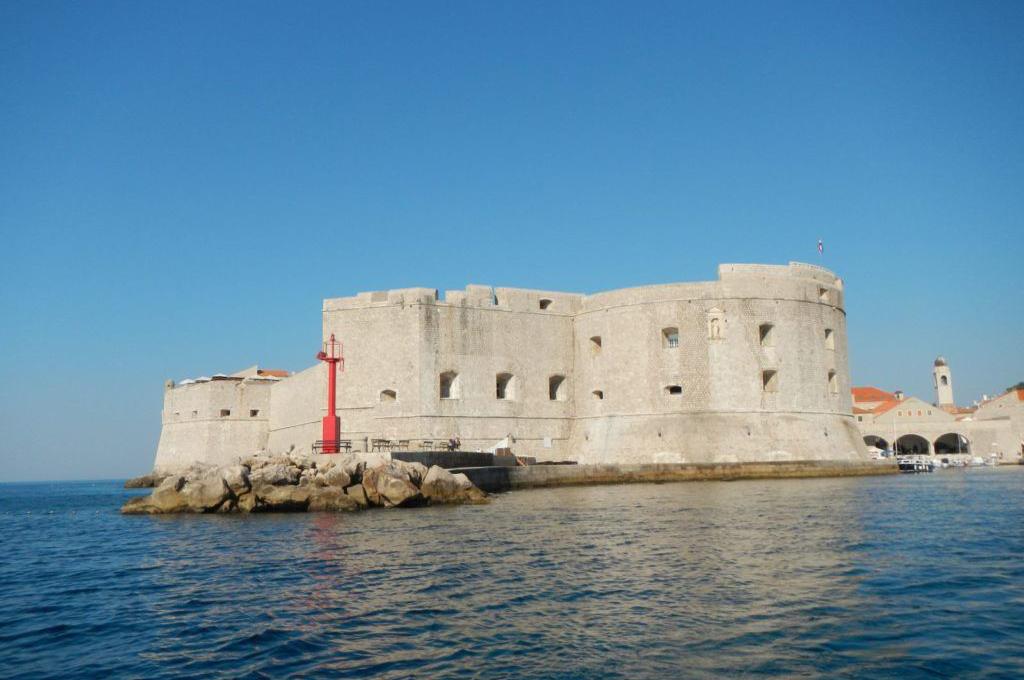 Крепость Святого Иоанна, Дубровник в Хорватии