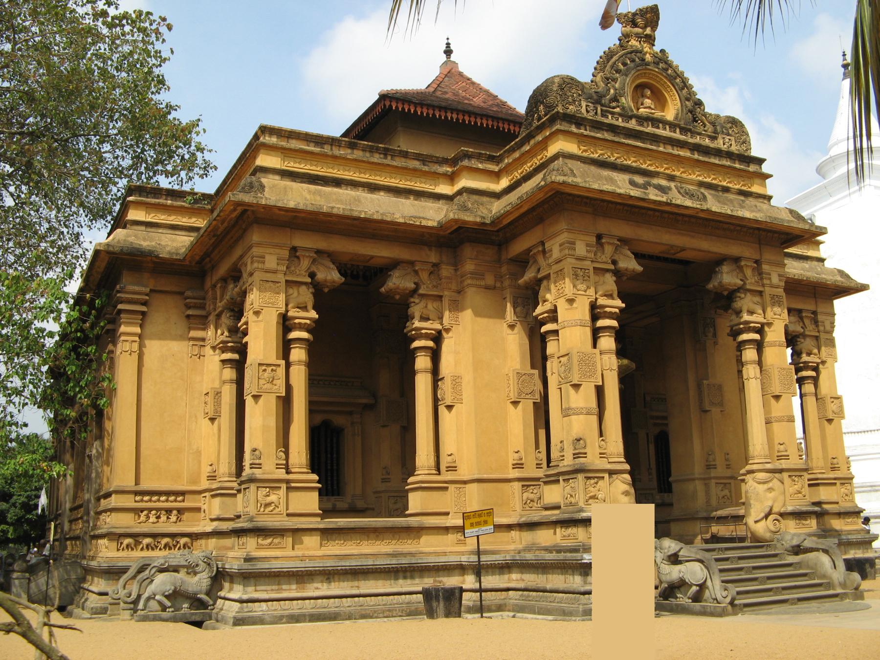 Храма Вихара Маха Келания Раджа