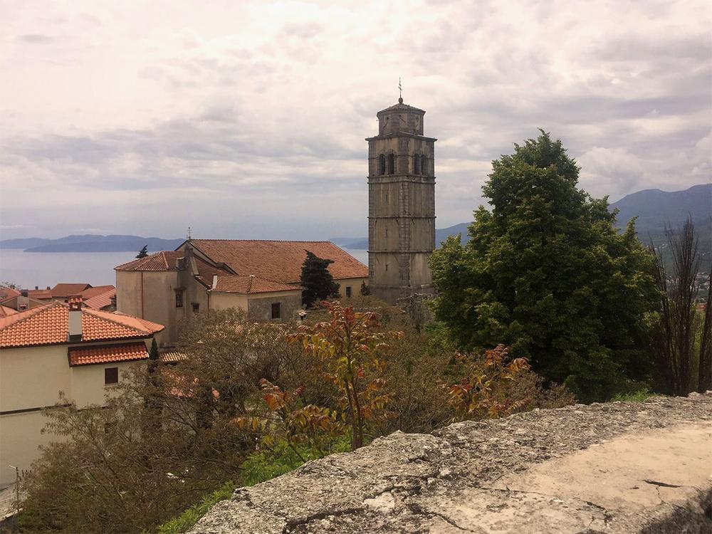 Храм Святой Елены Крижарице