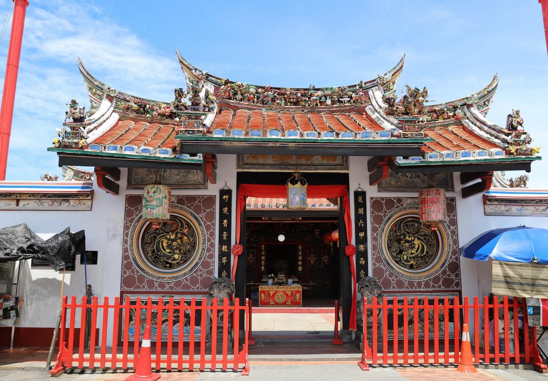 Храм Чен Хун Тен
