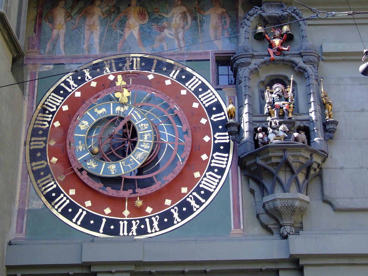 Часовая башня Цитглогге