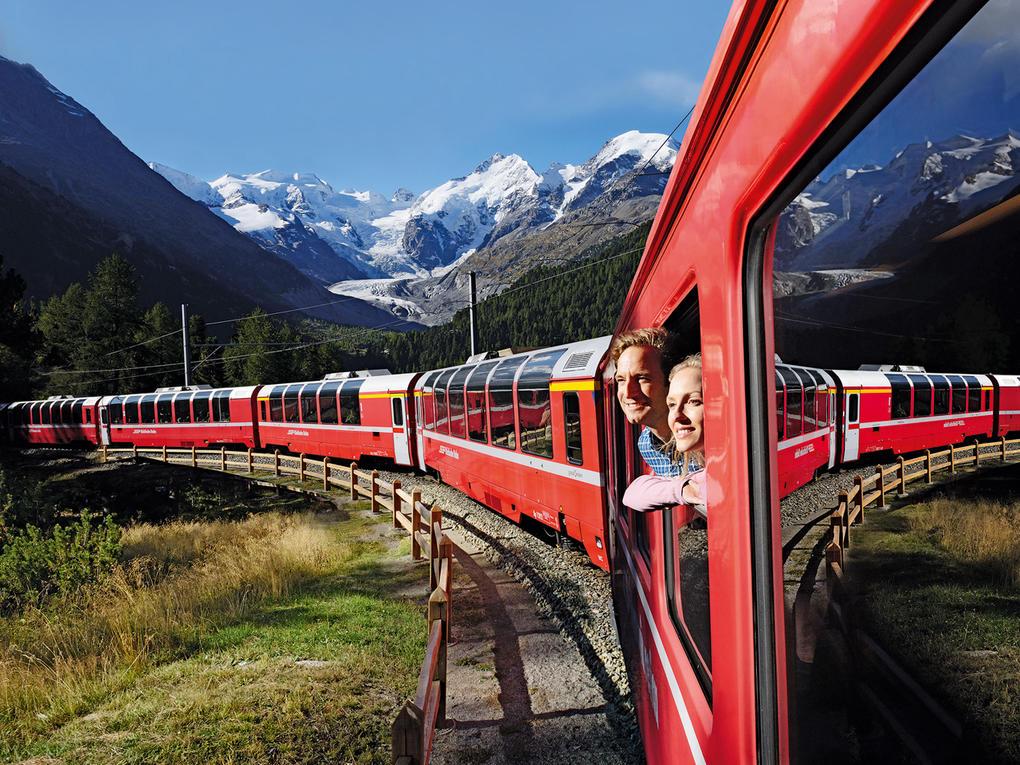 Швейцарская Система путешествий на общественном транспорте