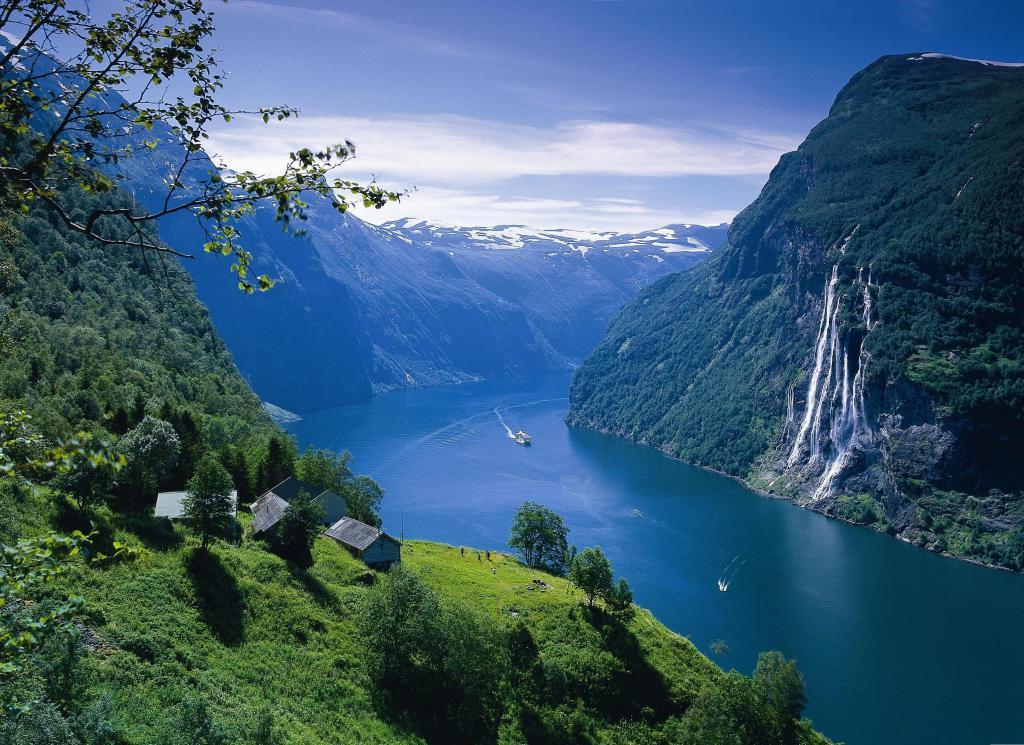 Экскурсии к фьордам