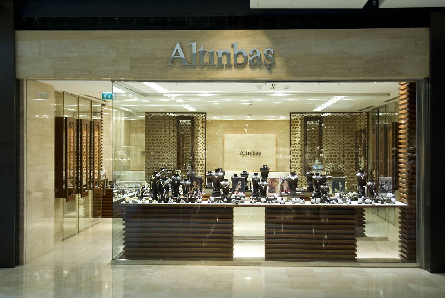 Ювелирный магазин Altinbas