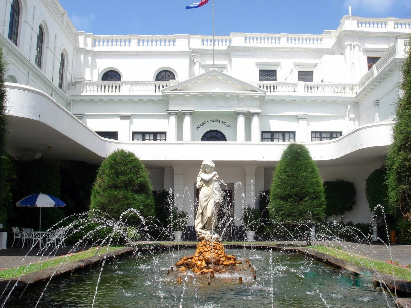 Отель Mount Lavinia Hotel