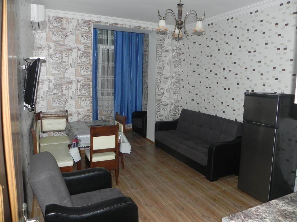 Обстановка в апартаментах Apartment Na Rustaveli Ave