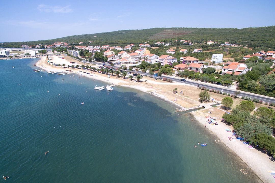 Пляж Златна Лука