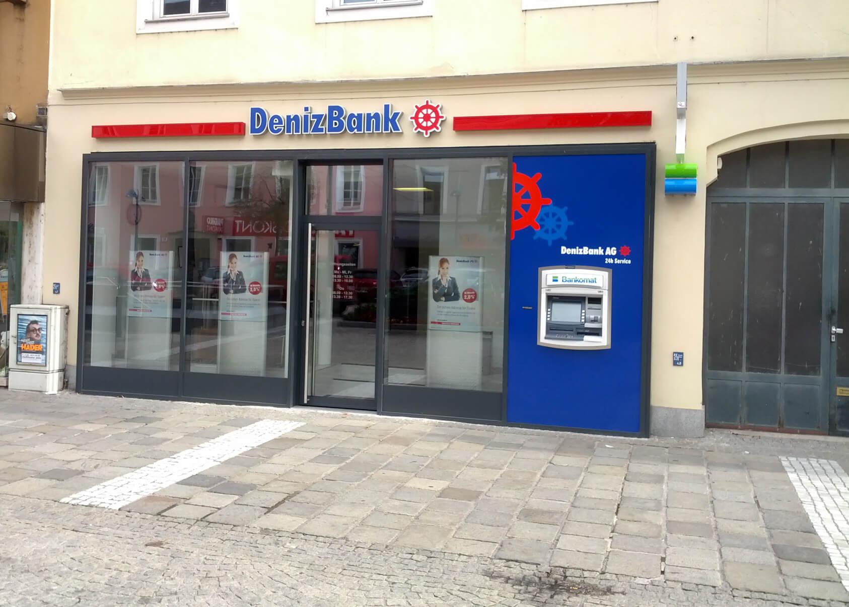 Турецкий банк DenizBank